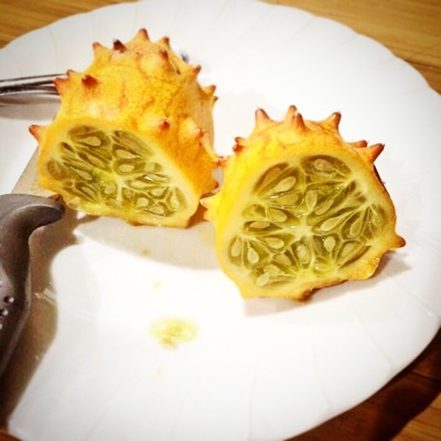 Kiwano Fruit Horned Mellon